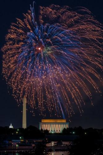 4th of July Celebrations - Washington, DC