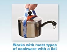 Too Hot To Handle?  Marketing New Kitchen Products
