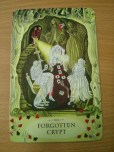 """StoryWorld Card: """"The Forgotten Crypt"""" [Front]"""