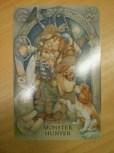 """StoryWorld Card: """"Monster Hunter"""" [Front]"""