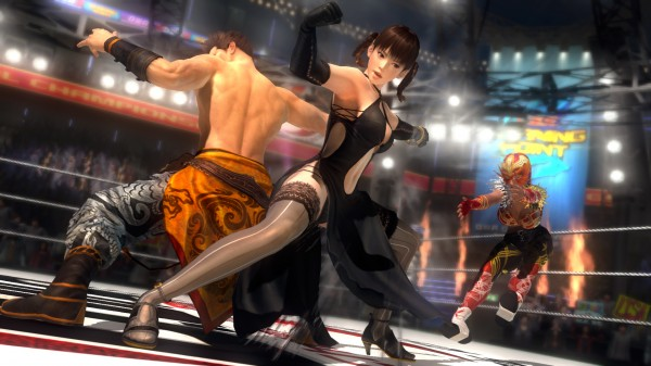 Dead or alive 5 duo
