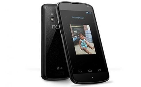 Nexus 4 LG