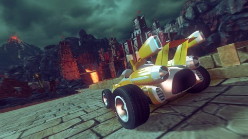 Sonic all stars racing transformed 1