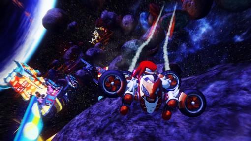 Sonic & all stars racing transformed 4