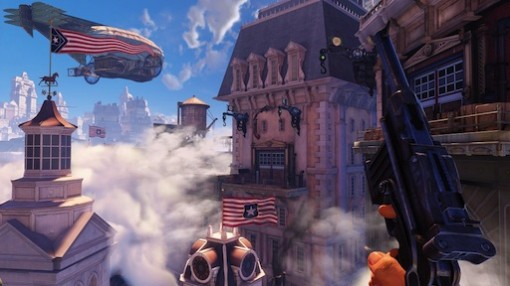 Bioshock infinite columbia