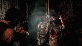 The evil within attaque des villageois