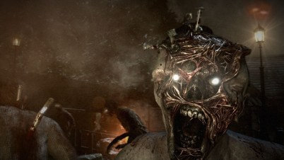 the evil within focus
