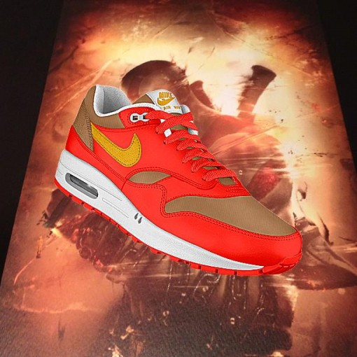 Nike Photo ID God of War