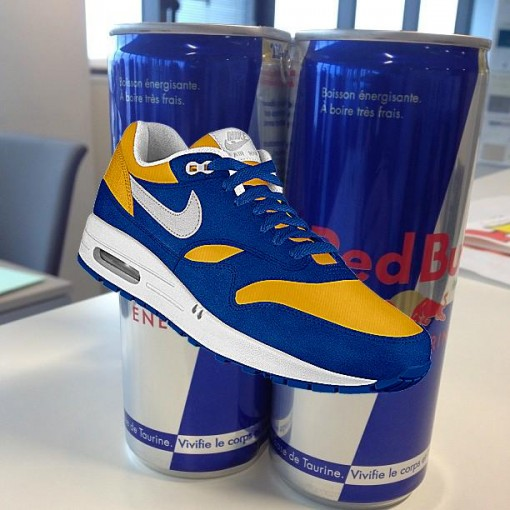 Nike Photo ID Red Bull