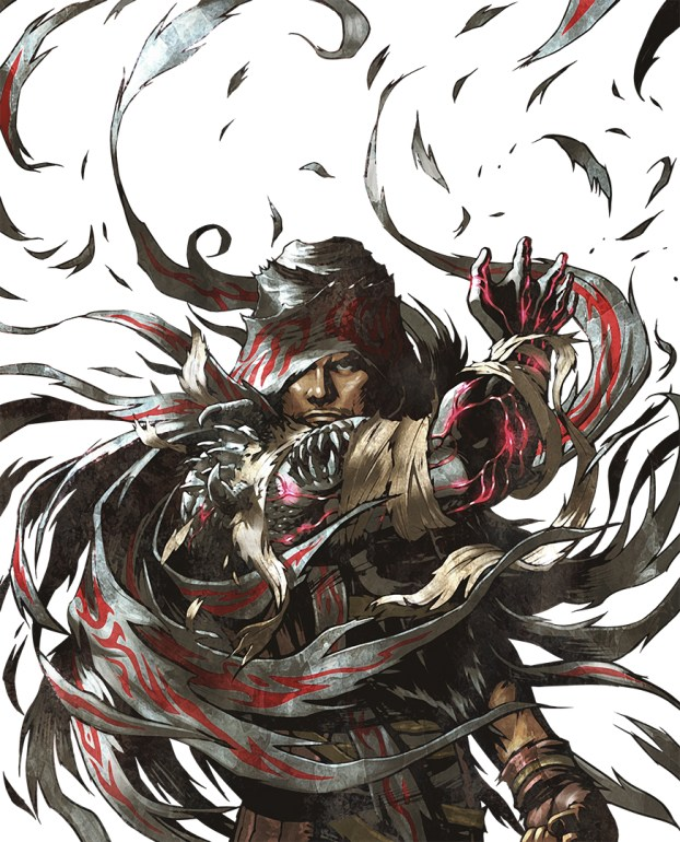 Soul Sacrifice artwork 3