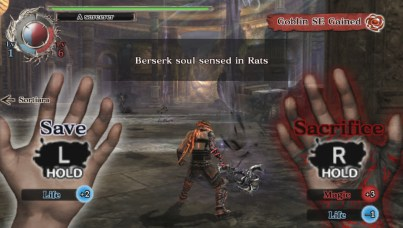 Soul sacrifice Save or Sacrifice