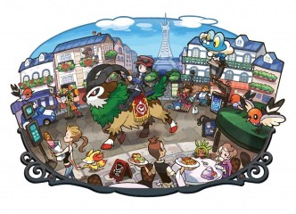 pokemon x et y