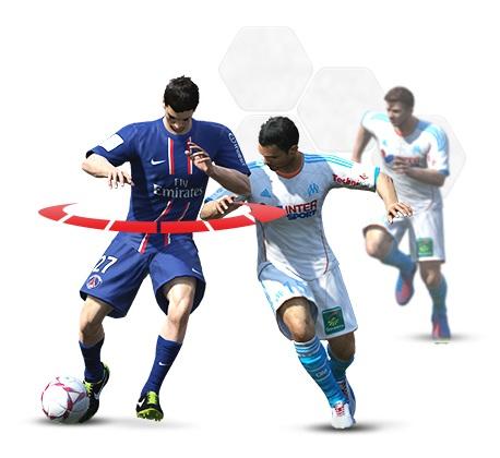 Protection de balle FIFA 14