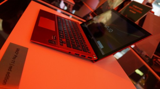 Event Sony Store Vaio Red Edition