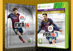 FIFA 14 Edition Ultimate