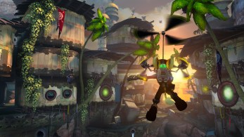 Ratchet & Clank PS3 jetpack