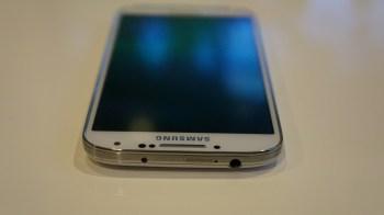 Samsung Galaxy S4 haut