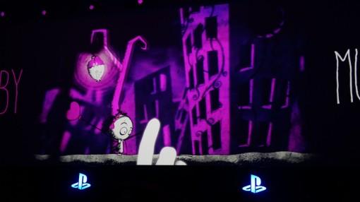 Murasaki Baby PS4 Gamescom
