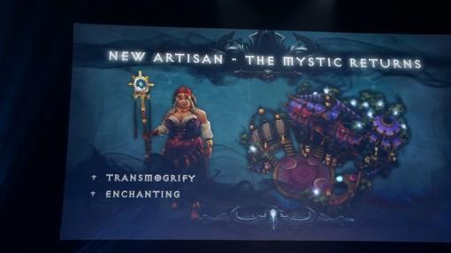 Reaper of Souls nouvel artisan la mystique