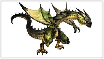 Dragon's Crown Dragon art 2