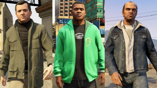 Fringues edition collector GTA V