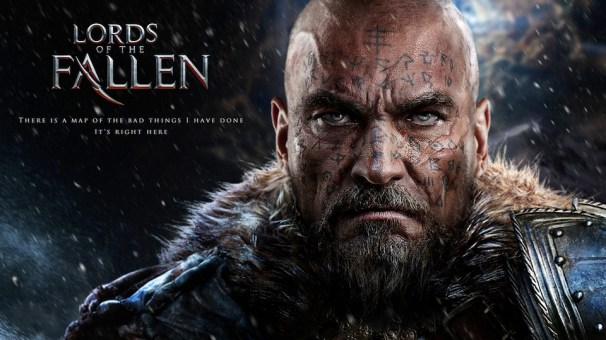 Lord of the Fallen Artwork