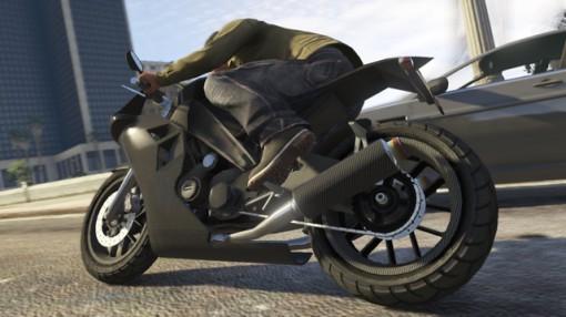 Moto sportive CarbonRS GTA V