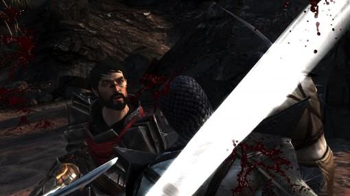 Dragon Age 2 (1) Gigabyte P25W