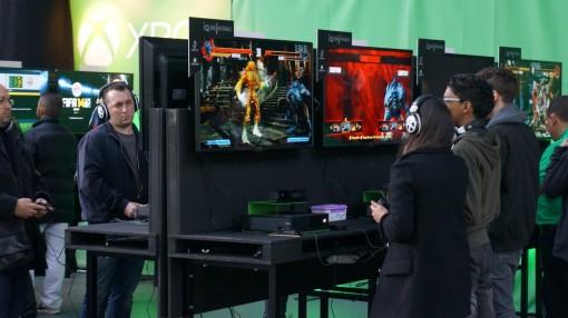 Xbox one tour Killer Instinct