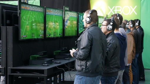 Xbox one tour FIFA 14
