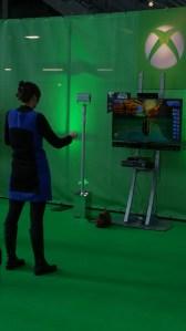 Xbox one tour Kinect
