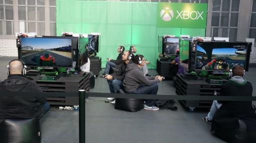 Xbox one tour Forza 5