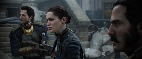 The order 1886 in game