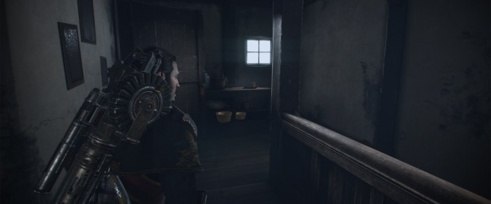 The order 1886 in game 3