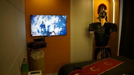 Hotel Xbox One Ryse