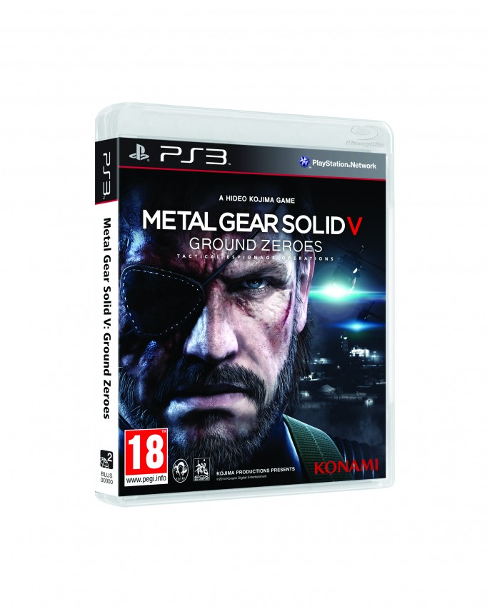 PackShot MGS V Ground zeroes