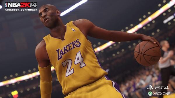 NBA 2K14 Kobe Bryant