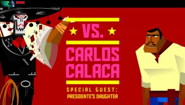 guacamelee heros versus Calaca