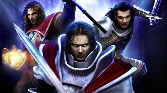 Dungeon Hunter Alliance classe