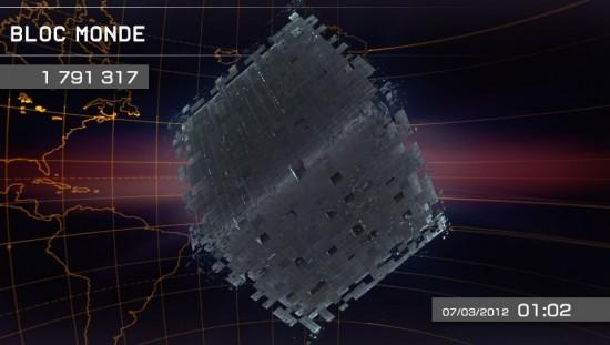 Lumines Cube