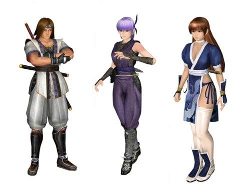 dead-or-alive-dimensions-nintendo-Ninja