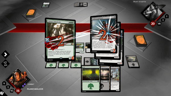 Duel of planeswalker 2015 Gameplay