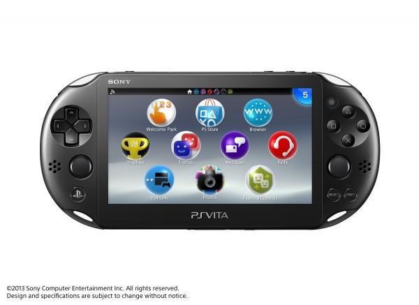 PS Vita 2000 Face