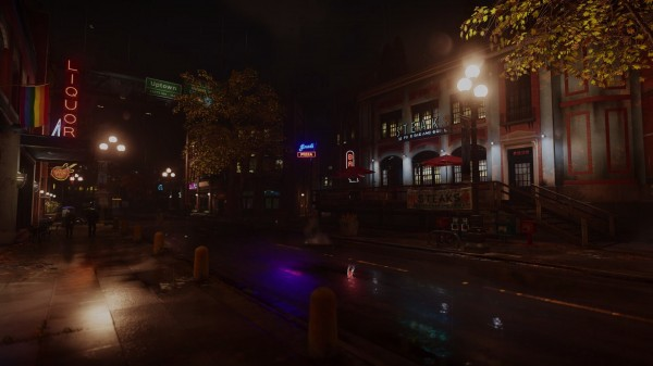 inFAMOUS™ Second Son_Seattle nuit