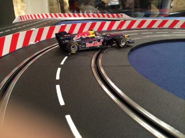 Carrera Red Bull Slot car