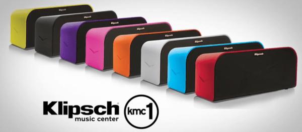 klipsch kmc1 coloris