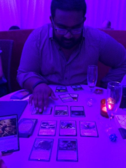Pras Magic 2015 Concentration