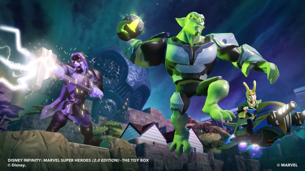 Disney Infinity 2.0 : Marvel Super Heroes le bouffon vert