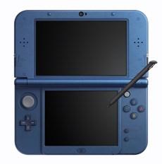 New 3DS XL Blue