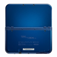 New 3DS XL Blue